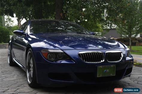 2006 Bmw M6 For Sale In Canada