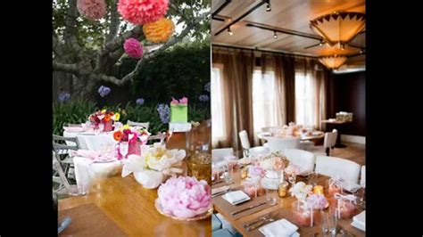 ideas for bridal showers at home bridal shower home decorating ideas