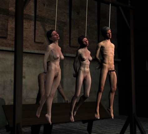 Nude Women Hung By The Neck Xxx Photo