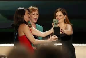 SAG Awards make a mockery of Oscars race row as black ...