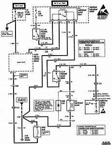 Chevy 1500 4x4 1999 Wiring Diagram