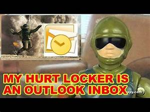 The Real Hurt Locker - Action Figure Therapy - YouTube