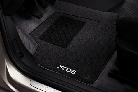 Peugeot 3008 Front & Rear Carpet Mats [fits All 3008
