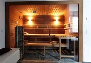 Sauna Mit Glasfront : luxus sauna corso sauna manufaktur ~ Whattoseeinmadrid.com Haus und Dekorationen