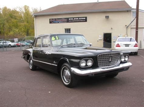 plymouth valiant   restored condition classic