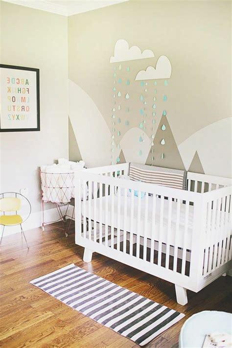 chambre pour petit gar n les 25 meilleures idées de la catégorie chambres bébé