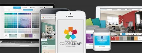 colorsnap visualizer app by sherwin williams