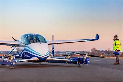 Boeing Flight Evtol Aviation General Air Vehicle