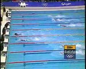 Men's 4 x 100m Freestyle Relay Sydney Olympics 2000 - www ...