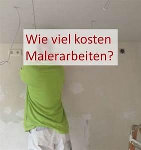 Malerarbeiten Kosten Rechner : malerarbeiten kosten rechner wohnideen wandgestaltung ~ Michelbontemps.com Haus und Dekorationen