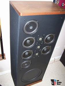 Polk Audio Srs  Signature Reference Series  Sda 2 3