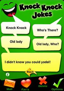 Funny 500 - Knock Knock Jokes 1.0 App for iPad, iPhone ...