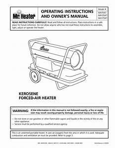 Enerco Mh175kt User Manual