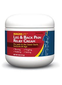 Leg and Back Pain Relief Cream