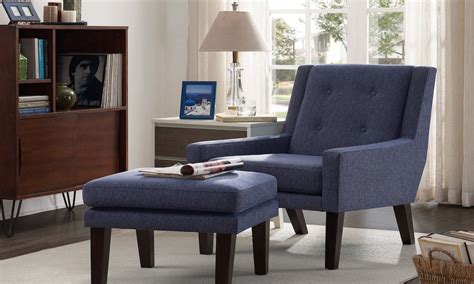 overstock chairs and ottomans how to match an ottoman and chair overstock com