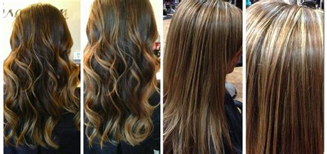 Mocha Hair Color Chart, Highlights Ideas With Pictures