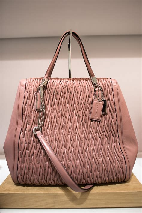 preview  coach pre fall  purseblog