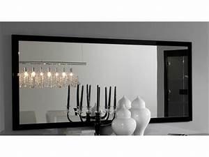 Miroir Mural Design Grande Taille : grands miroirs muraux d co design pour le s jour ~ Teatrodelosmanantiales.com Idées de Décoration