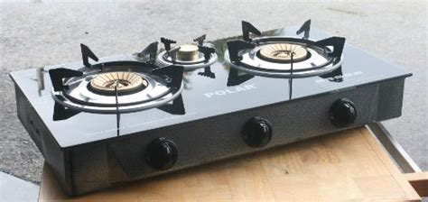 Why Choose Deluxe 3 Burner Propane Gas Stove Tempered