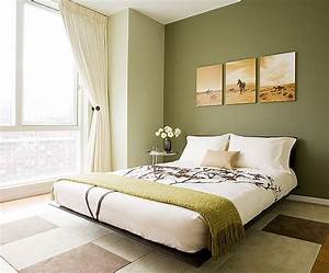 25, Chic, And, Serene, Green, Bedroom, Ideas