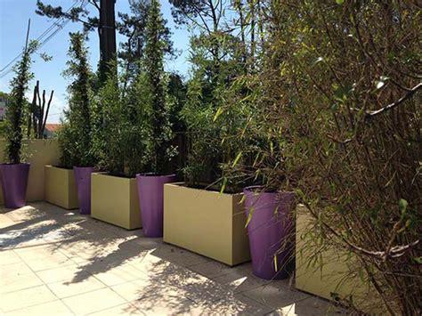 creer un brise vue bacs et jardins