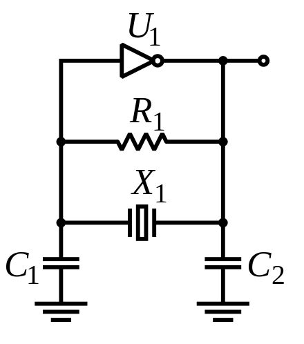 Oscillator How Does Crystal Work Electrical