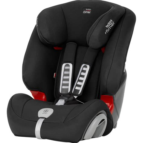 siege automobile siège auto evolva plus cosmos black groupe 1 2 3 de britax