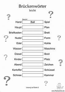 Von Hand Kreuzworträtsel : br ckenw rter r tsel mit l sungen ~ Eleganceandgraceweddings.com Haus und Dekorationen