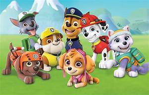 Paw Patrol Alle Hunde : nickelodeon and outright games pair up for paw patrol on ~ Watch28wear.com Haus und Dekorationen