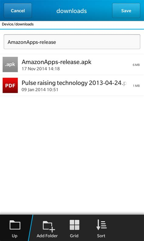 how to get the appstore onto a blackberry 10
