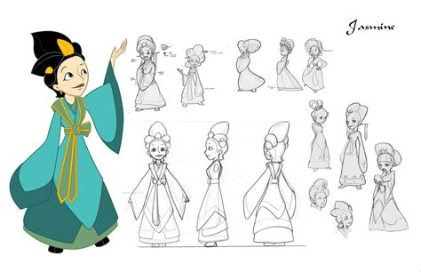 jin choi character project aladin