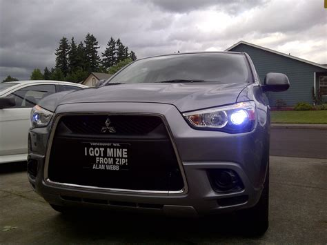 Mitsubishi Outlander Sport Modification by Jacejace84 2011 Mitsubishi Outlander Sport Specs Photos