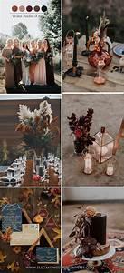 Farben Herbst 2018 : trending dark romance moody farben f r herbst und winter hochzeit farbe ideen hochzeits f hrer ~ One.caynefoto.club Haus und Dekorationen