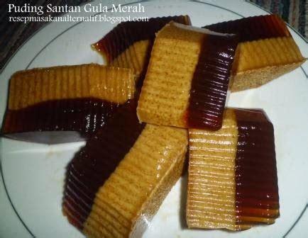 # dwp kbri buenos aires: Resep Puding Agar Santan Gula Merah Praktis | Resep Masakan Indonesia Praktis