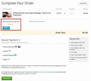 How To Redeem Groupon Gift Card