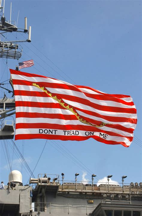 First Navy Jack: Don't Tread On Me – USA Flag Co.