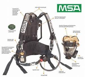 Msa Firehawk M7xt Scba