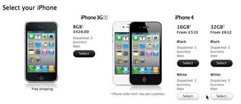 now iphone white iphone 4 now available mac aficionado mad about