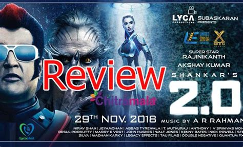 2point0 Movie Review