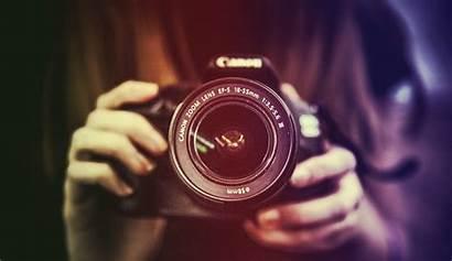 Camera Canon Cameras Digital Photograph Close Reflex