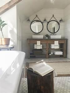 Farmhouse, Master, Bathroom