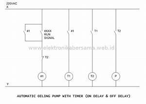 Wiring Diagram Pompa Oli Listrik Otomatis