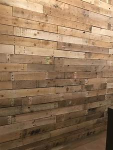 20, boards, , , , planks, of, reclaimed, pallet, wood, for, wall, cladding