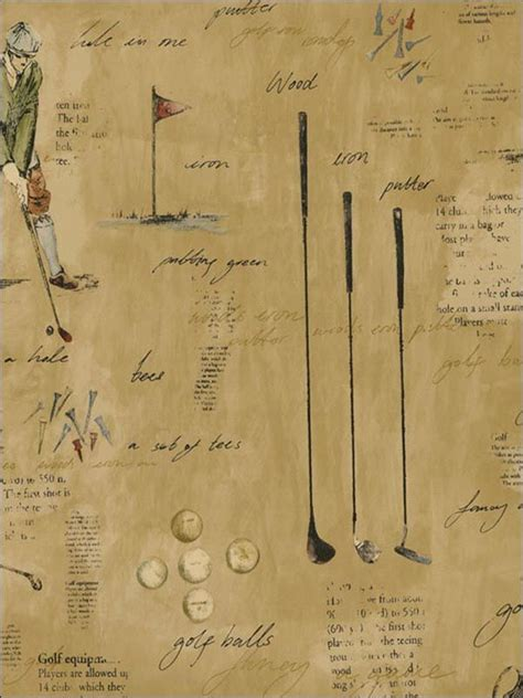 golf themed wallpaper borders gallery