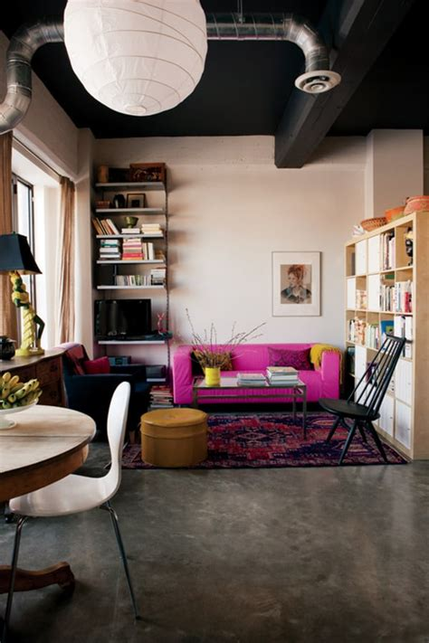 phenomenal industrial style living rooms