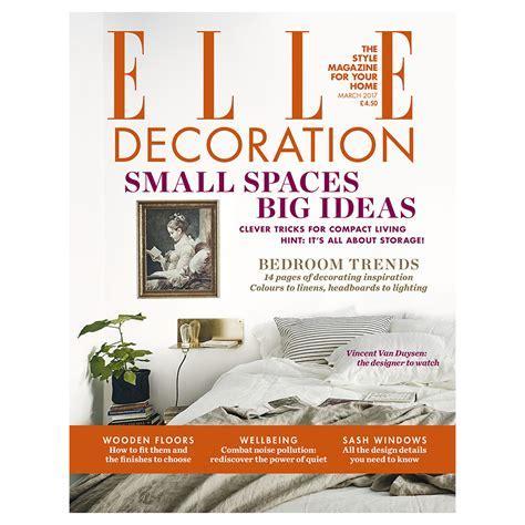 March2017   ELLE Decoration UK