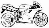 Motorcycles Ultrafast Raskrasil sketch template