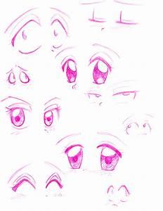 Female Anime Eyes by calanii on DeviantArt