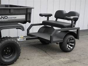 Pin On Atv Seat Trailer
