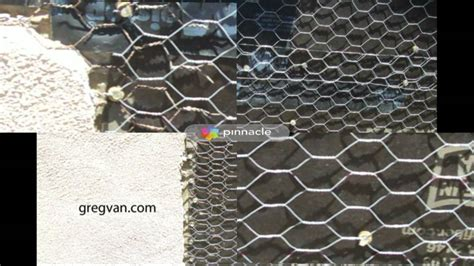 stucco wire mesh stucco lath tips construction remodeling and home 2585